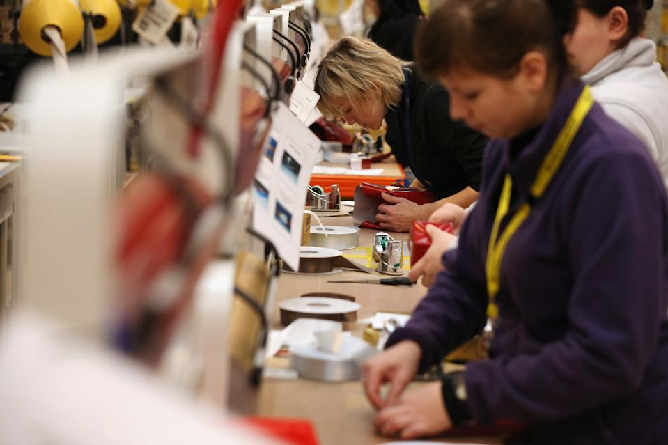 The 2.2% rise is the equivalent of over £345 a year for a full-time employee. Photo: Oli Scarff/Getty Images