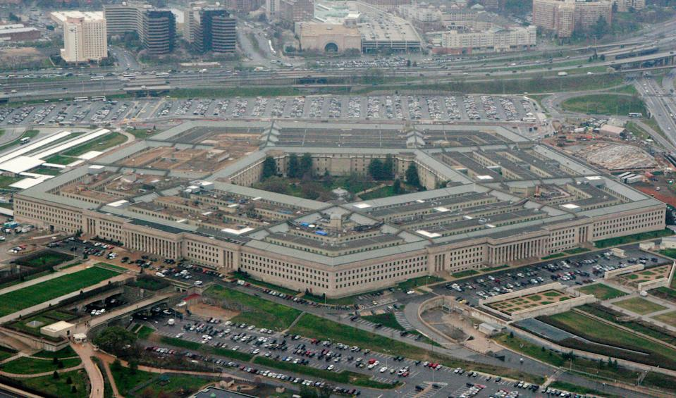 Pentagon (Copyright 2018 The Associated Press. All rights reserved.)