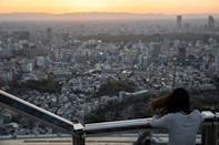 Tokyo is counting down to the pandemic-postponed 2020 Olympics