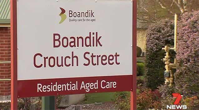 23 residents at this nursing home are suspected of having Influenza A. Source: 7 News