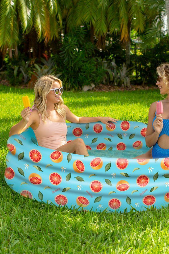 "<h2><a href=""https://www.urbanoutfitters.com/pool-floats"" rel=""nofollow noopener"" target=""_blank"" data-ylk=""slk:Urban Outfitters"" class=""link rapid-noclick-resp"">Urban Outfitters</a></h2> <br>While UO's novelty-chic styles may be a bit back-ordered, they're still worth adding to bad now for the eventual refreshing and trendy summer splendor they will provide. <br><br><strong>Urban Outfitters</strong> Fruits Mini Inflatable Pool, $, available at <a href=""https://go.skimresources.com/?id=30283X879131&url=https%3A%2F%2Fwww.urbanoutfitters.com%2Fshop%2Ffruits-mini-inflatable-pool"" rel=""nofollow noopener"" target=""_blank"" data-ylk=""slk:Urban Outfitters"" class=""link rapid-noclick-resp"">Urban Outfitters</a><br>"