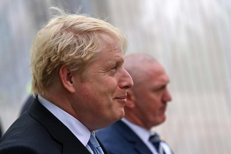 Boris Johnson made his name as a peddler of 'Euro-myths' while a journalist in Brussels before he entered politics (AFP/Paul ELLIS)