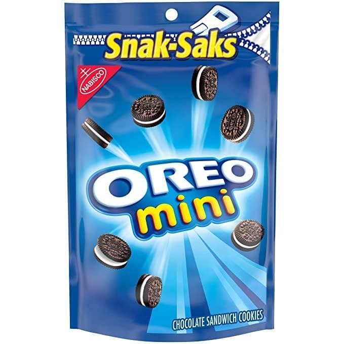<p>Don't feel guilty if you eat all of these <span>OREO Mini Chocolate Sandwich Cookies</span> ($2).</p>