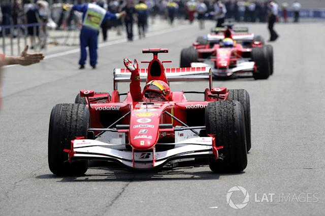 "2006 United States Grand Prix <span class=""copyright"">Steven Tee / Motorsport Images</span>"