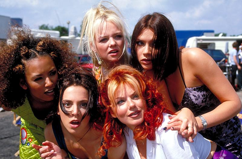 The Spice Girls last film together was 1997's Spice World. Photo: Columbia