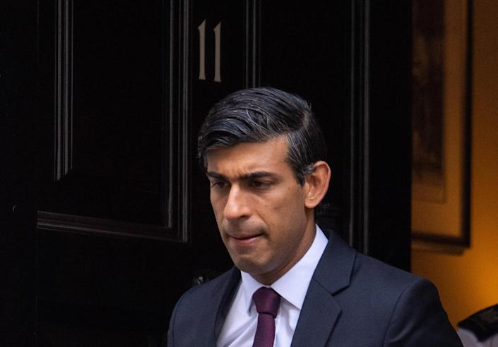 UK chancellor Rishi Sunak said last week unemployment 'is already rising and will continue to rise.' Photo: PA