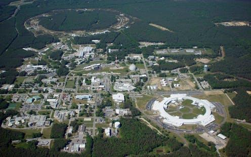 """<span class=""""caption"""">Brookhaven National Laboratory in the US.</span> <span class=""""attribution""""><span class=""""source"""">Credit: Brookhaven National Laboratory</span></span>"""