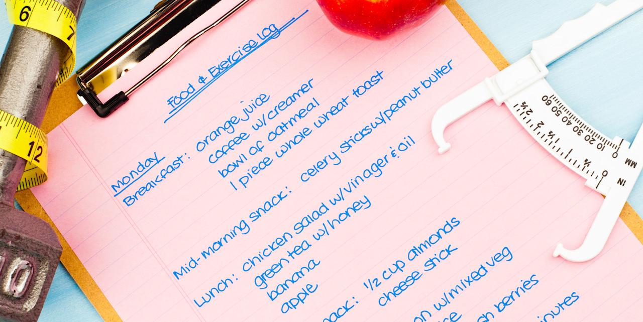 From snapping photos to old fashioned logging, these food journaling ...
