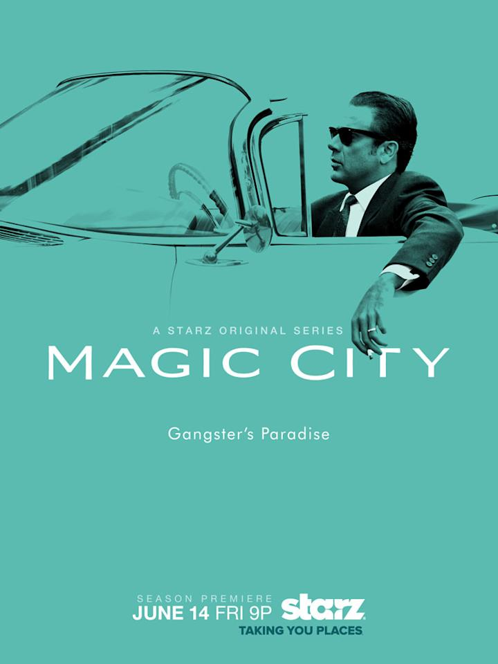 """Magic City"" Season 2 keyart"