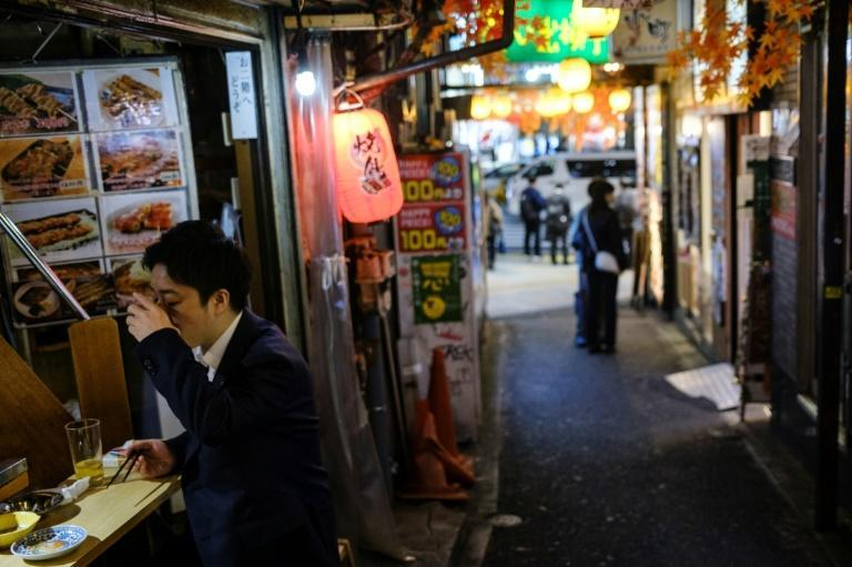 Japan was on maximum alert after a record in new cases though no restrictions were planned
