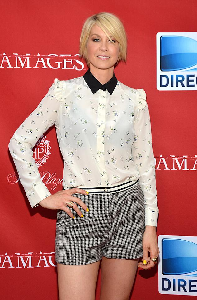 "Jenna Elfman has said it was her husband, Bodhi, who introduced her to Scientology. ""He didn't push it on me or anything,"" the actress, who married Bodhi in 1995, told <I>Mirabella</i>. ""I started becoming curious, from hearing him talk about it. I took a course where you get the basic concepts. ... Our founder, L. Ron Hubbard, [said] if it's true for you, it's true for you, and if it's not, it's not. There are all these misconceptions about someone pushing it on you."" Elfman was also included in a documentary called ""Inside Scientology"" in which she spoke about the church's Celebrity Centre. ""The Celebrity Centre is just like the stable datum of like, growth and sanity, and growing as an artist, and it's just like I'm always safe when I come here,"" she said."