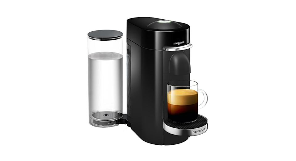 Nespresso Magimix Vertuo Plus Coffee Machine
