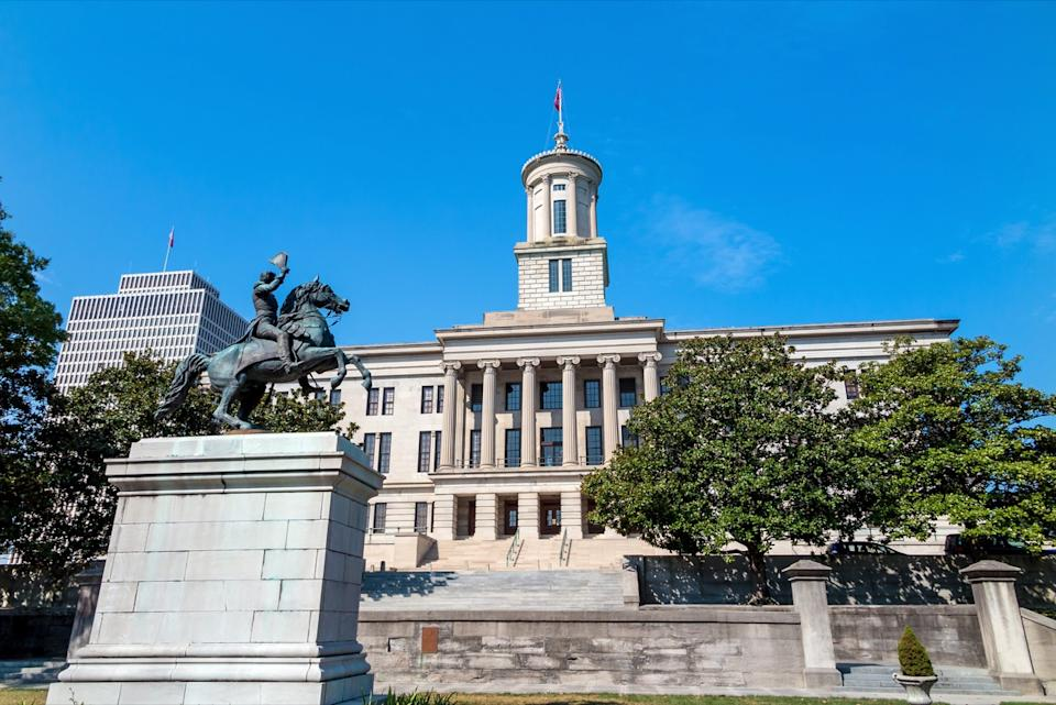 tennessee state capitol buildings