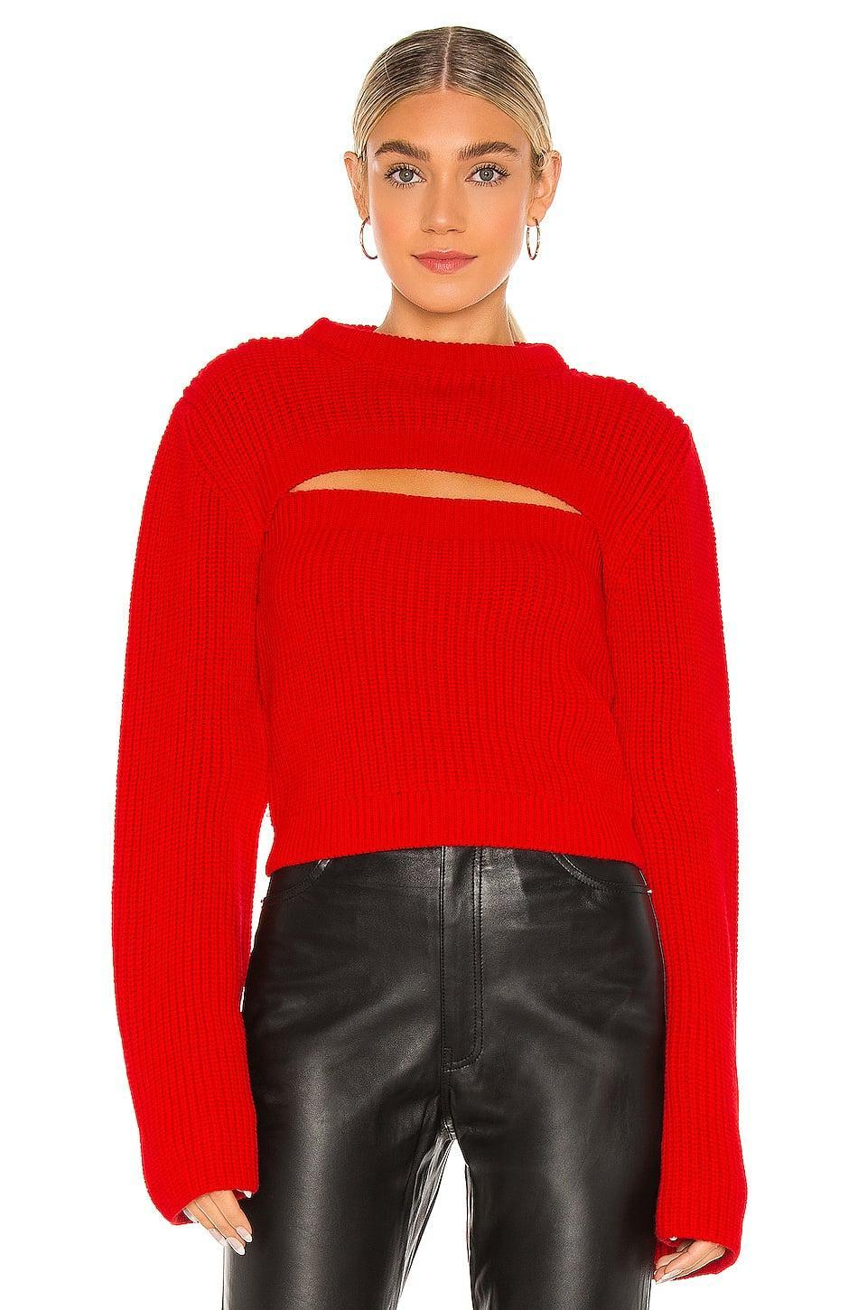 <p>We're loving this festive <span>Selmacilek 2 Piece Pullover</span> ($335).</p>