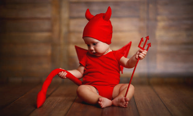 A couple in Germany wanted to name their baby Lucifer... until government officials got involved.