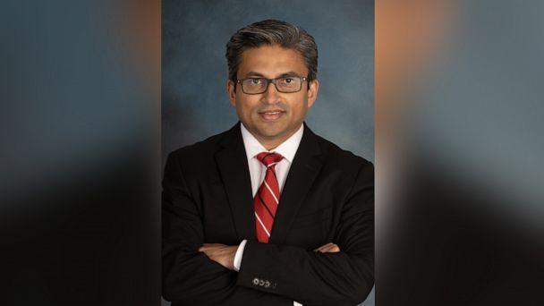 PHOTO: Ram Sanjeev Alur is a doctor of internal medicine in Marion, Illinois and the president of Physicians for American Healthcare Access (Ram Sanjeev Alur)