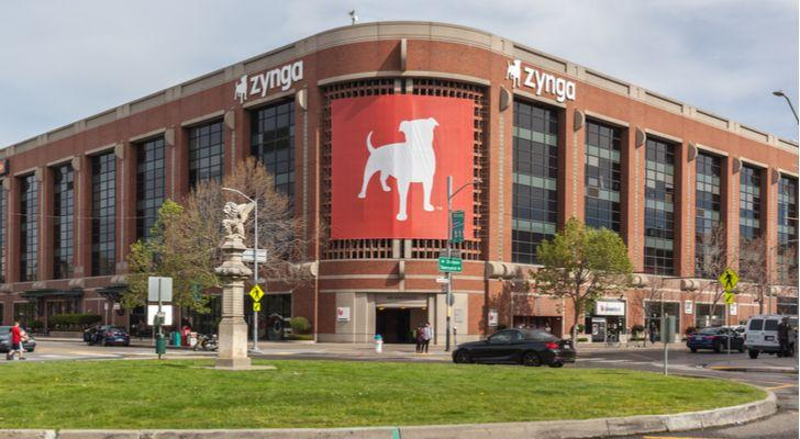 Strong Buy Stocks: Zynga (ZNGA)