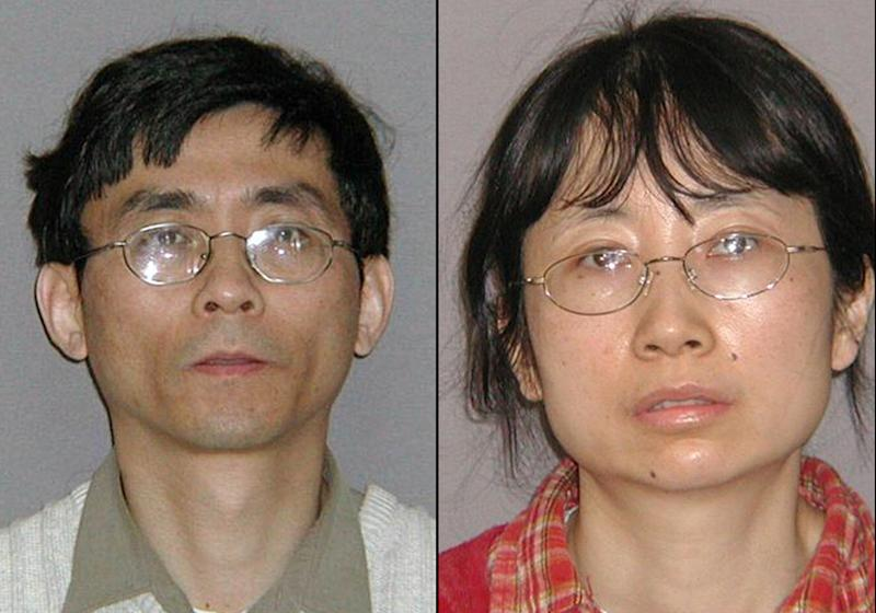 Couple convicted of stealing GM trade secrets
