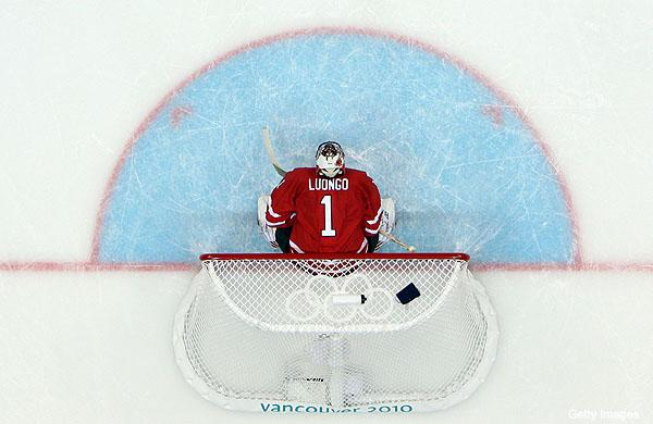 Roberto Luongo To Start For Canada Against Germany