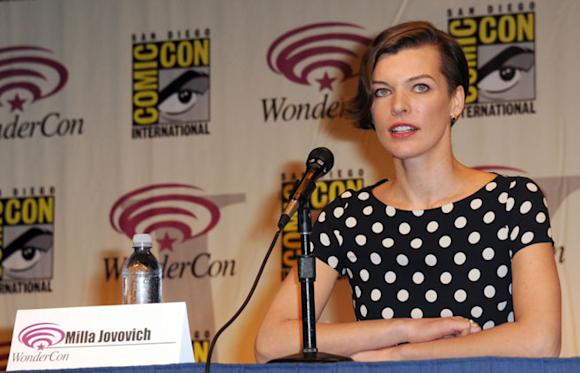 HAIR NEWS: Now Milla Jovovich Makes Like Alice Dellal With an Undercut