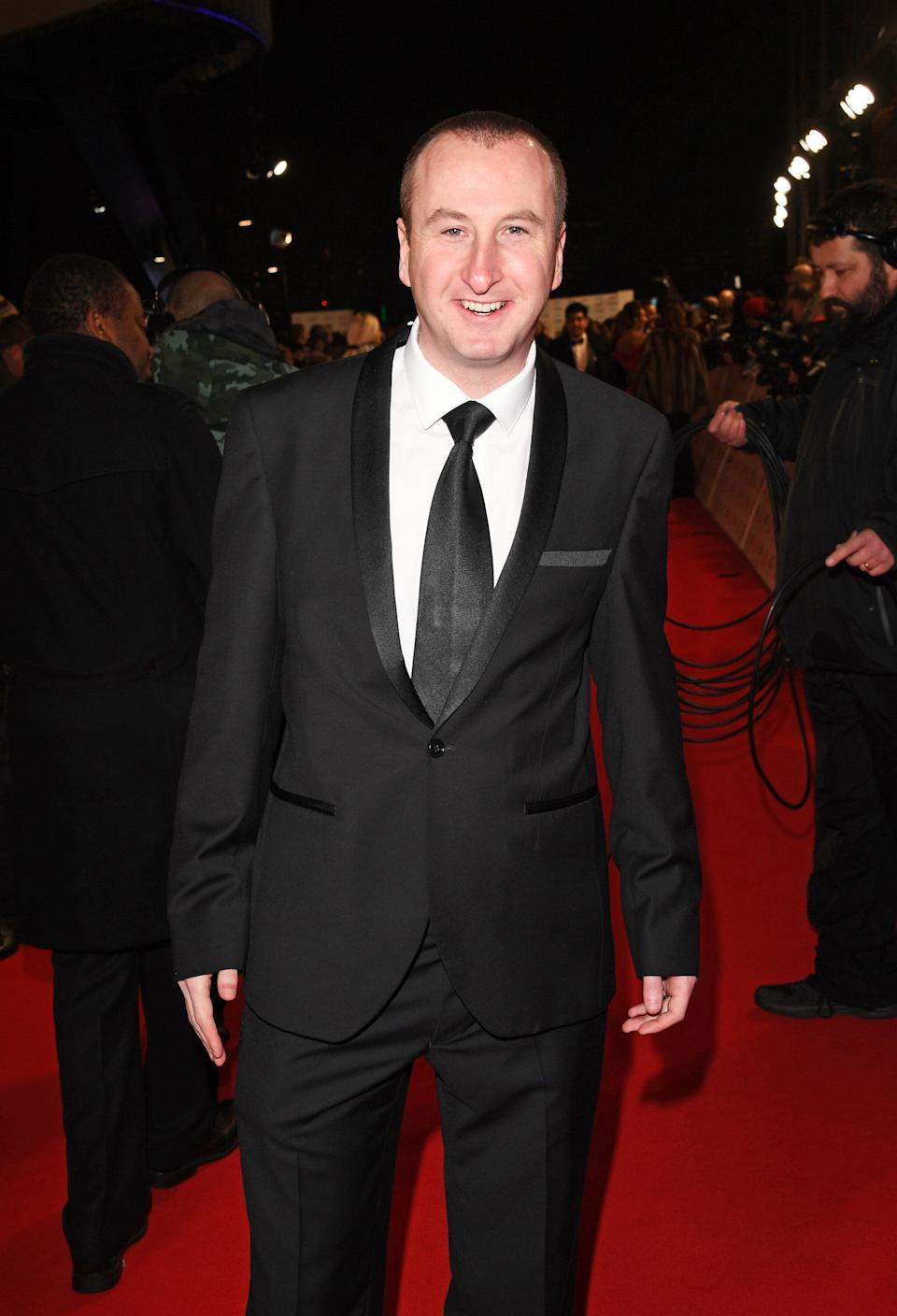 <strong>Known for:</strong>Playing Kirk Sutherland in Coronation Street<br /><br />There's always a Corrie star on the line-up, isn't there? And while Kym Marsh and Lucy Fallon were both reported to be taking part, it seems producers went with Andy in the end.