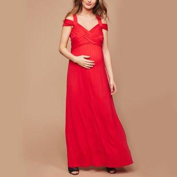 2a1e115486b 5 Maternity Dress Styles for Wedding Guests