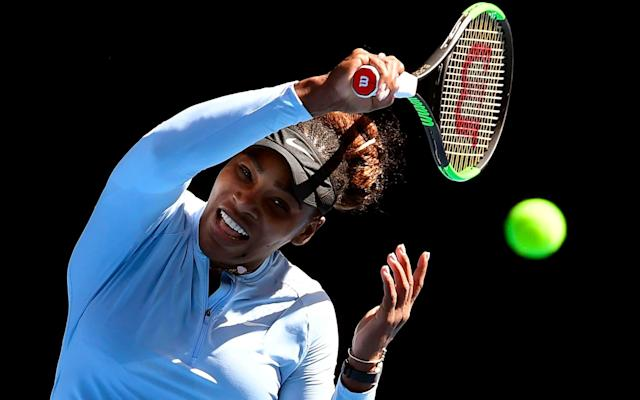 Serena Williams is in action on Tuesday - AFP