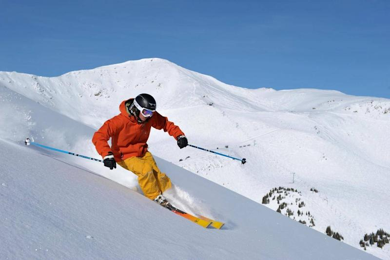 The Tres Hombres area of Marmot Basin fully opens this year (Tourism Jasper)