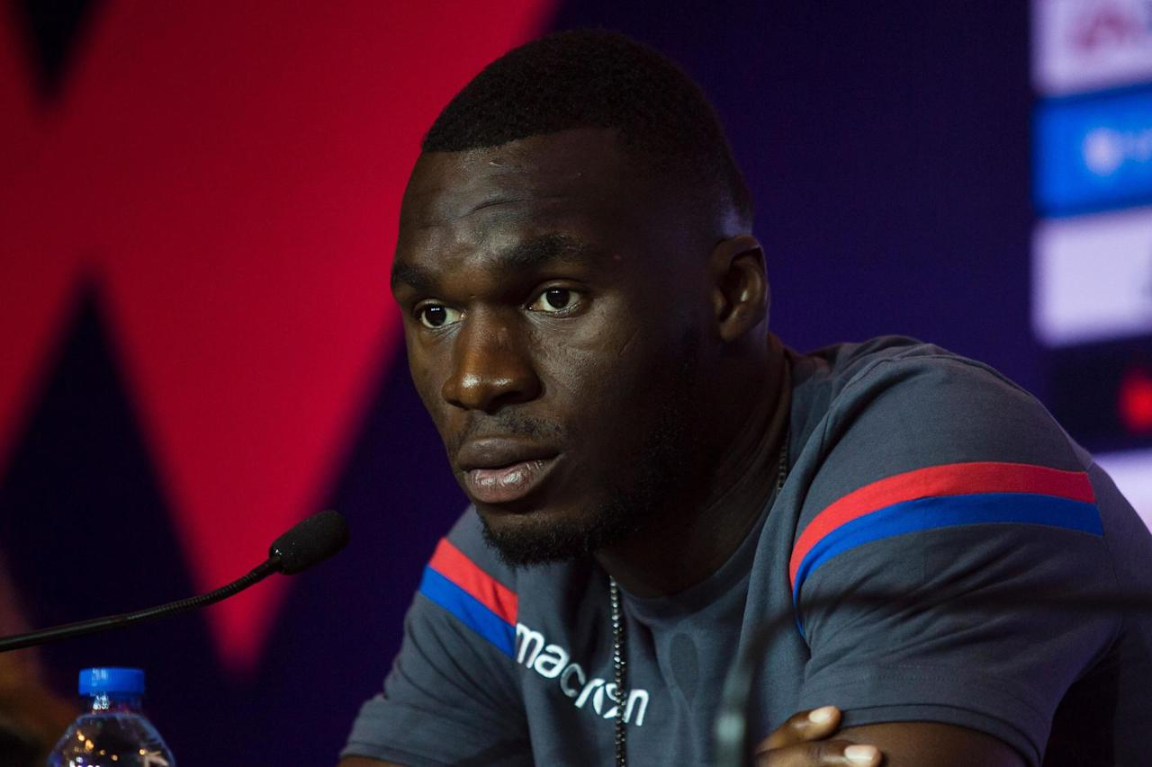 Christian Benteke rules out Crystal Palace exit: 'I want to be part of this project'