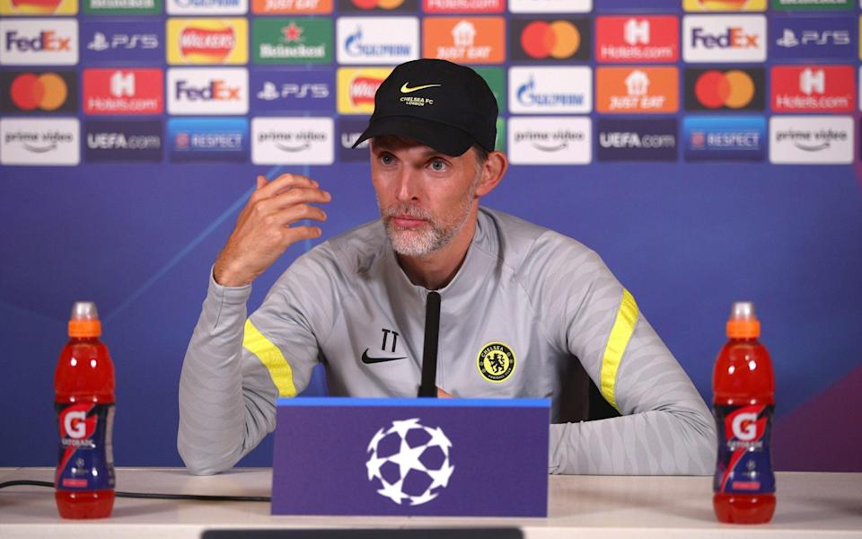 Thomas Tuchel revealed he has been vaccinated, but it is unknown whether or not N'Golo Kante has been - Getty Images