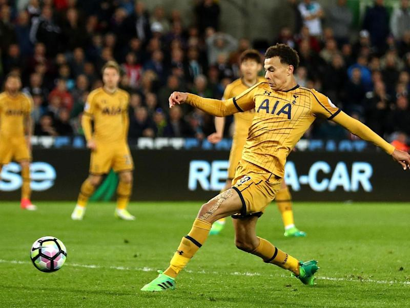 Alli inspired the late turnaround (Getty)