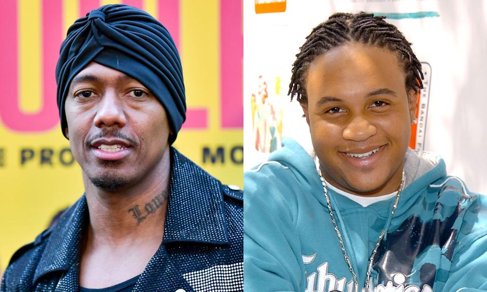 Nick Cannon Responds To Orlando Brown Oral Sex Claim