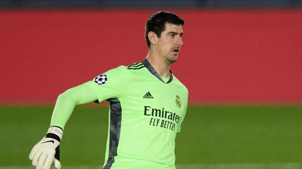 Thibaut Courtois, Real Madrid | Angel Martinez/Getty Images