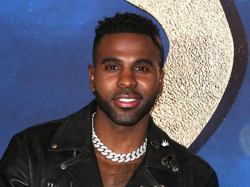 Jason Derulo using TikTok to launch up-and-coming star