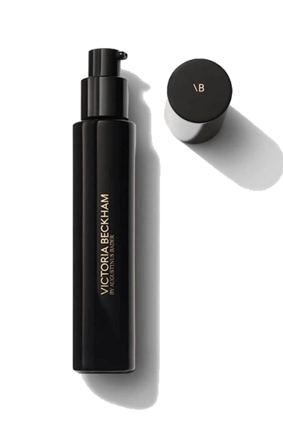 "<p><strong>Victoria Beckham Beauty </strong></p><p>victoriabeckhambeauty.com</p><p><strong>$95.00</strong></p><p><a href=""https://www.victoriabeckhambeauty.com/products/priming-moisturizer/?variant=30ml"" rel=""nofollow noopener"" target=""_blank"" data-ylk=""slk:Shop Now"" class=""link rapid-noclick-resp"">Shop Now</a></p><p>The perfect primer and all-natural moisturizer in one Posh Spice-approved product! The formula, created by Augustinus Bader, contains black tea, enzymes, algae, and avocado oil to create a smooth canvas for makeup application.</p>"