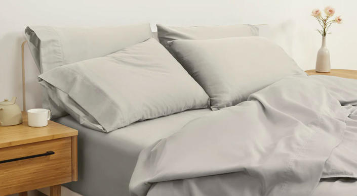 Percale Sheets: 10 percent off. (Photo: Casper)