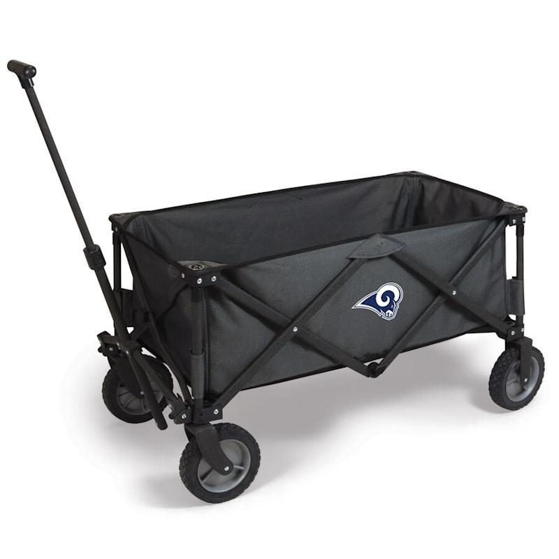 Los Angeles Rams Utility Tailgate Wagon