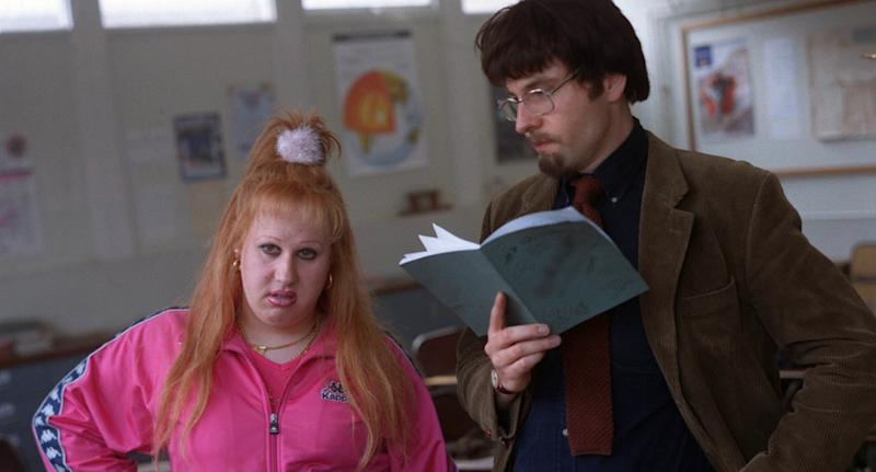 Matt Lucas portraying Vicky Pollard in Little Britain, which has been removed from Netflix. Source: AAP