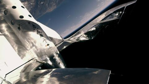 Virgin Galactic Completes Merger with Social Capital Hedosophia, Creating the World's First and Only Publicly Traded Commercial Human Spaceflight Company