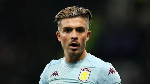 """Aston Villa say clubs """"can keep looking but they can't touch"""" as Jack Grealish continues to be linked with the likes of Manchester United."""