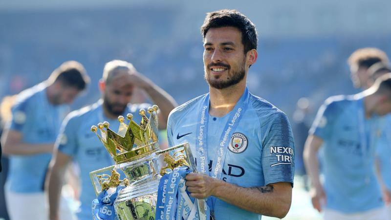 Silva announces date when he'll leave Manchester City