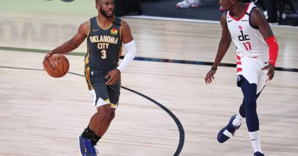 Basket - NBA - NBA : Oklahoma City déroule contre Washington