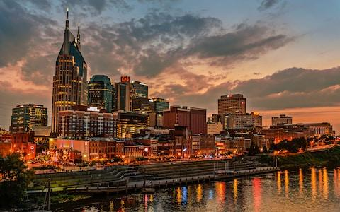Nashville skyline - Credit: Getty