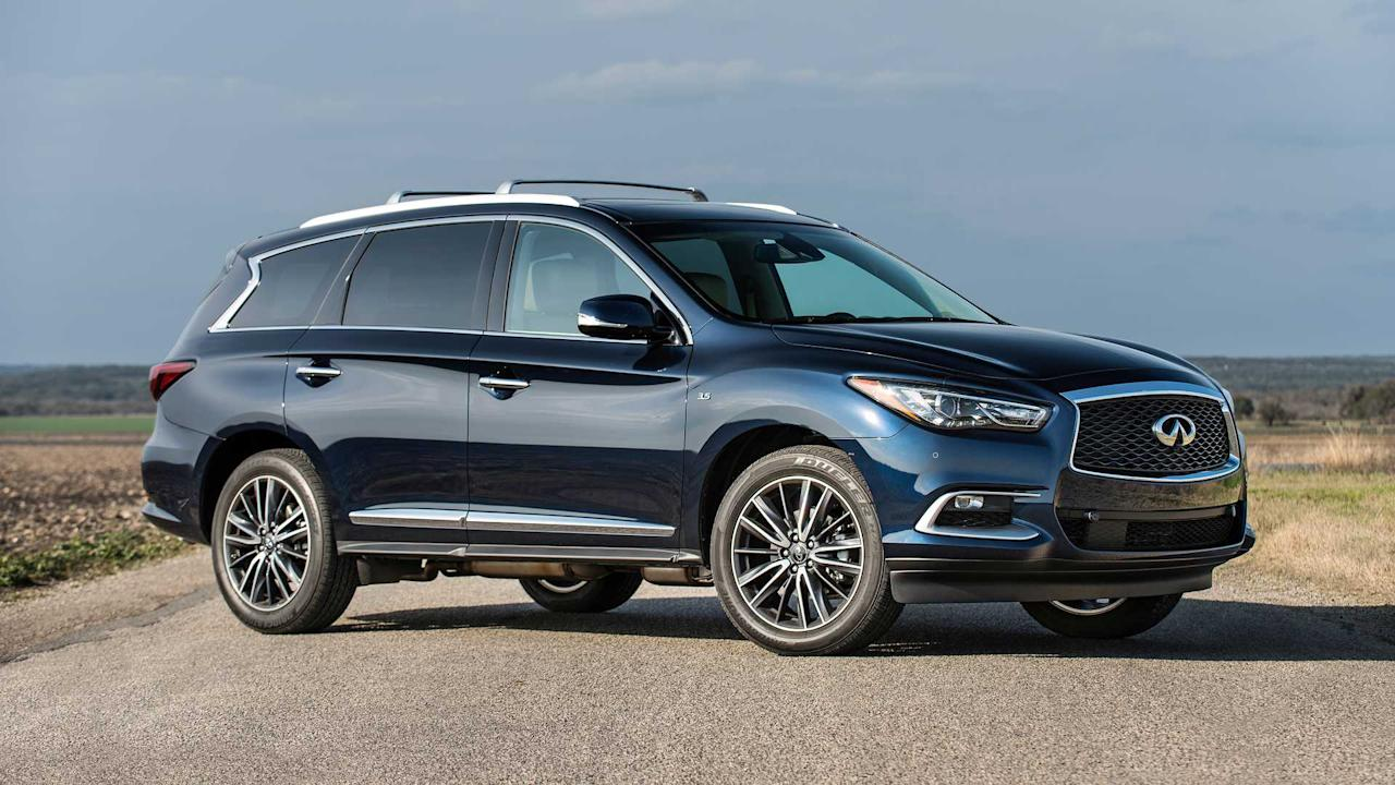 "<p>Spoiler Alert: This is the only SUV on the list, which is surprising to see considering their popularity. However, not all SUVs are the same, and apparently, the price of the <a href=""https://www.motor1.com/infiniti/qx60/"">Infiniti QX60</a> can't withstand some depreciation. Interested customers could pick a three-year-old model up for $25,967 on average. Not bad for a spacious, three-row luxury SUV. </p><h2></h2><ul><li><a href=""https://www.motor1.com/features/419394/used-cars-sales-slow-coronavirus/?utm_campaign=yahoo-feed"">These 10 Used Cars Have Been Hit Hardest By Coronavirus</a></li><br><li><a href=""https://www.motor1.com/features/430140/popular-used-cars-covid-recovery/?utm_campaign=yahoo-feed"">10 Most Popular Used Cars During The COVID-19 Recovery Phase</a></li><br></ul>"