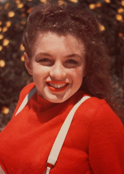 Marilyn Monroe, born Norma Jeane Baker had a disturbing childhood. She was raised under the care of foster parents as her mother was mentally unstable.