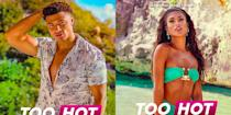 """<p><a href=""""https://www.cosmopolitan.com/uk/entertainment/a32248037/too-hot-to-handle-season-2-release-date-trailer/"""" rel=""""nofollow noopener"""" target=""""_blank"""" data-ylk=""""slk:Too Hot To Handle"""" class=""""link rapid-noclick-resp"""">Too Hot To Handle </a>is back for a second series, and here are all the contestants you need to know aout.</p><p>If our <a href=""""https://www.cosmopolitan.com/uk/entertainment/g29423802/love-island-winter-cast/"""" rel=""""nofollow noopener"""" target=""""_blank"""" data-ylk=""""slk:Love Island obsession"""" class=""""link rapid-noclick-resp"""">Love Island obsession</a> has taught us anything, it's that we love a reality TV show dedicated to dating. It's probably why we binge-watched <a href=""""https://www.cosmopolitan.com/uk/entertainment/a31259391/what-its-like-to-be-on-love-is-blind/"""" rel=""""nofollow noopener"""" target=""""_blank"""" data-ylk=""""slk:Love Is Blind"""" class=""""link rapid-noclick-resp"""">Love Is Blind </a>so quickly and also loved <a href=""""https://www.cosmopolitan.com/uk/entertainment/a35630924/married-at-first-sight-australia-melissa-lucarelli-interview/"""" rel=""""nofollow noopener"""" target=""""_blank"""" data-ylk=""""slk:Married At First Sight Australia."""" class=""""link rapid-noclick-resp"""">Married At First Sight Australia.</a> Seriously, we LOVE dating shows.</p><p>The good news is that Netflix's <a href=""""https://www.cosmopolitan.com/uk/entertainment/a32000257/netflix-too-hot-to-handle-release-date/"""" rel=""""nofollow noopener"""" target=""""_blank"""" data-ylk=""""slk:Too Hot To Handle"""" class=""""link rapid-noclick-resp"""">Too Hot To Handle</a> is back for a second series, and promises to be spicier than ever. The first batch of episodes drops on 23rd June, and Netflix have done us the pleasure of getting a glimpse at the cast before they head onto the show. </p><p>In case you need a recap, Too Hot To Handle sees 10 single contestants from all over the world put in a villa, with the chance of winning $100,000. The rules? They're not allowed to kiss or touch each other, with the prize money dropping every single"""