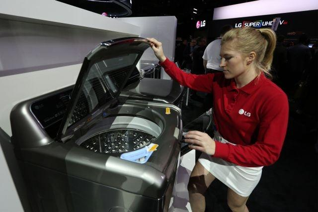 LG washing machines to cost Americans more - guess who's to blame?