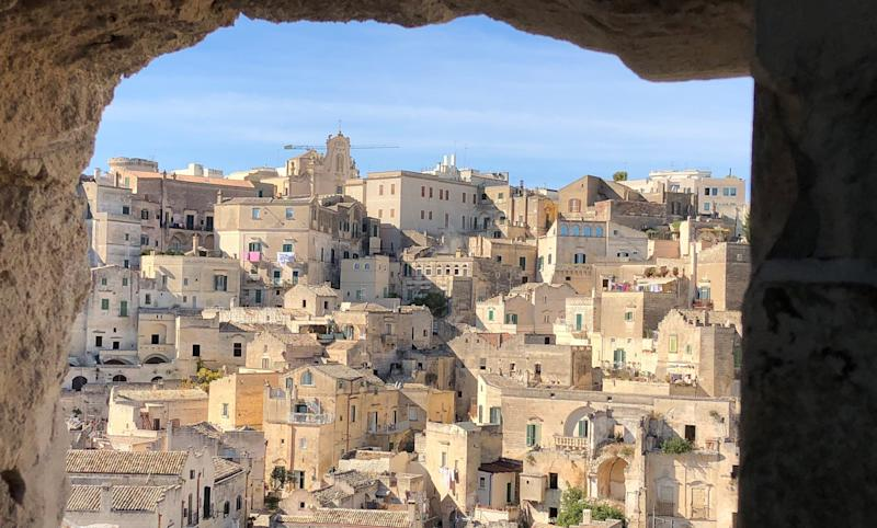 Matera (Photo: Francesco Conti / EyeEm via Getty Images)