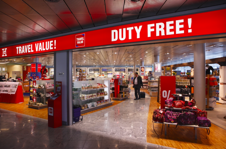 Duty free could make a comeback once Britain leaves the EU (Rex)