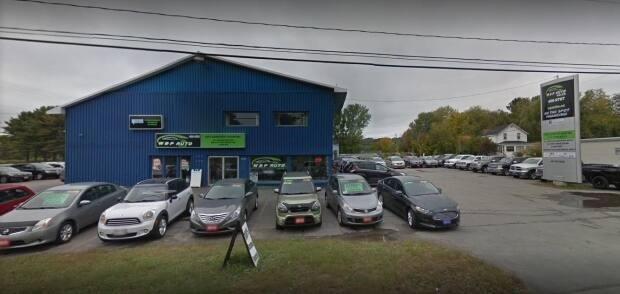 W&P Auto Sales ceased operations in 2019.  (Google Images - image credit)